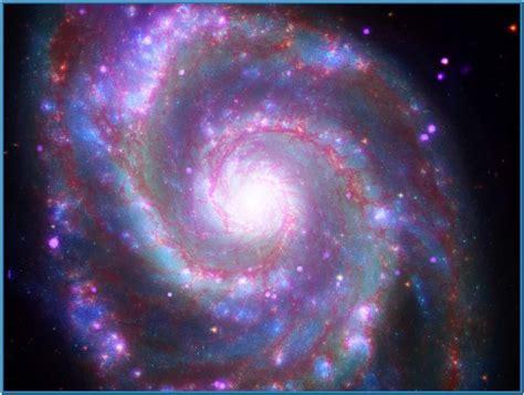 galaxy wallpaper moving galaxy screensaver moving download free