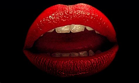 scow moth rocky horror picture show lips gif tumblr