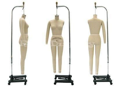 professional pro working dress form female mannequin full