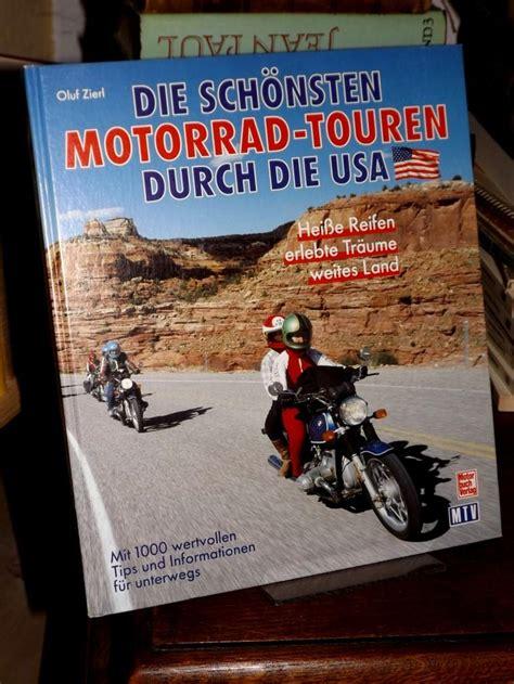Motorradtour Quer Durch Usa by Oluf Zierl Zvab