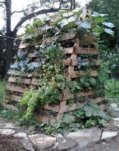 Hugelkultur Raised Garden Beds - 9 diy pallet garden bed ideas 99 pallets