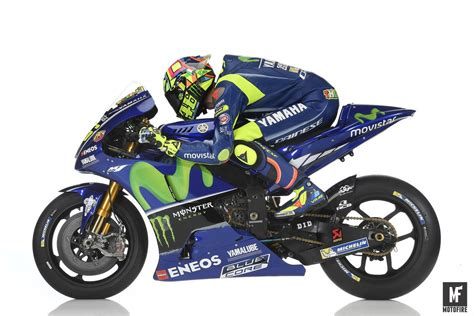 Motorrad Rossi by Gallery Here S Rossi And Vinales New 2017 Motogp Yamaha