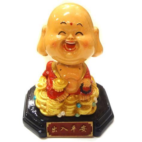 bobblehead buddha wealth inviting mybestfengshui