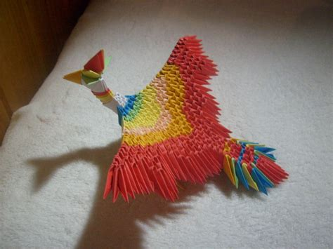 How To 3d Origami - 3d origami by merillita on deviantart