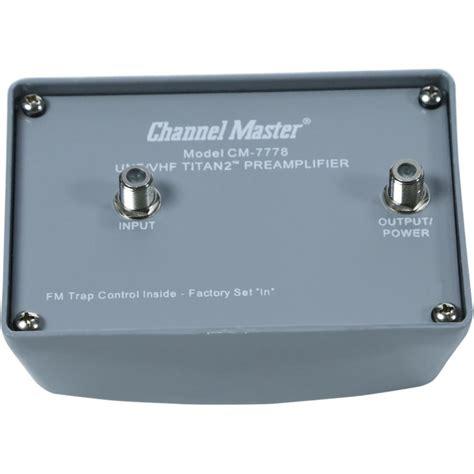tv antenna booster digital hd television signal amplifier