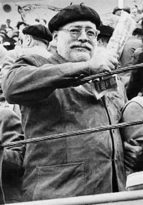 How To Drink Like Ernest Hemingway | HuffPost