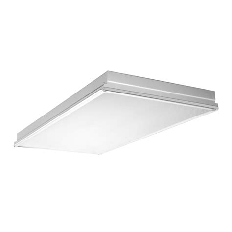 shallow recessed lighting 2x4 lach3 recessed lensed shallow profile 1 x4 2 x2 2