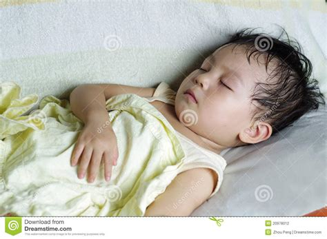 sleeping on sofa with newborn baby sleeping in sofa stock photography image 20978012