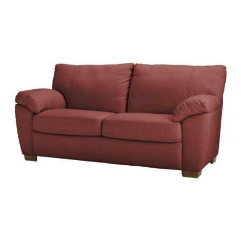 leather loveseat ikea home furnishings kitchens appliances sofas beds