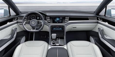 volkswagen tiguan 2017 interior 2017 volkswagen tiguan redesigned suv gets third row