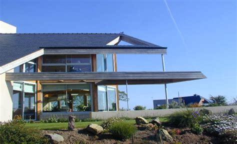 Maison Bioclimatique Architecture by Architecture Bois Et Thermopierre Maison Bioclimatique