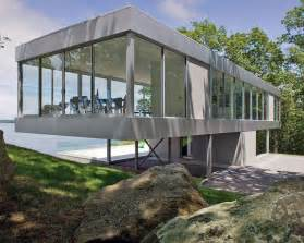 cantilever homes panoramic views surround this cantilevered house from all