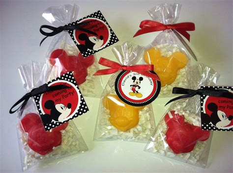Mickey Mouse Birthday Giveaways - mickey mouse party favors www imgkid com the image kid has it