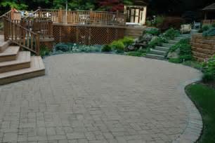 lowes patio pavers designs patio paver design ideas 5336