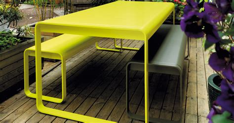 table bellevie table de jardin table jardin 8 personnes