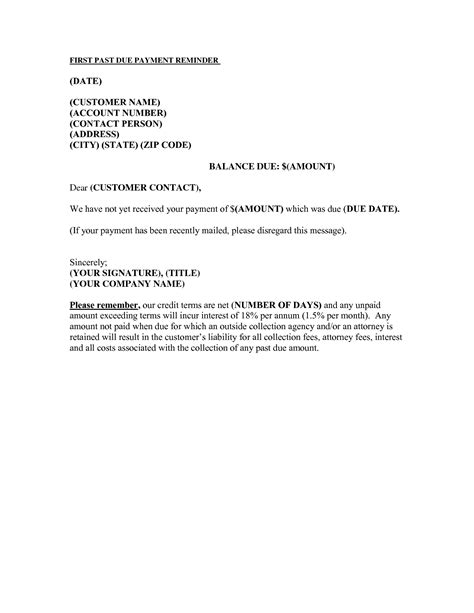 past due invoices new sample of invoice letter oyle kalakaari