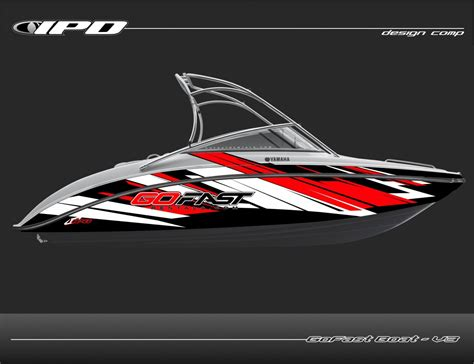 monterey boat graphics boat graphics archives ipd jet ski graphics