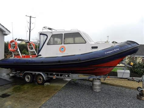 2008 excalibur offshore 7 5m rib power boat for sale www - Excalibur Offshore Boats