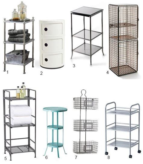 high low 3 tier bathroom storage small space solutions