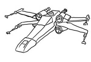 x wing coloring pages free x wing fighter coloring pages