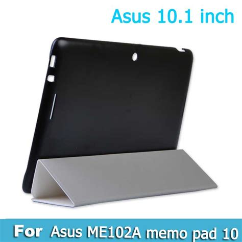 Tablet Asus Memo Pad 10 Inch for asus memo pad 10 cover pu leather stand for asus