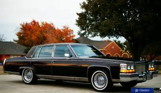 80s Cadillac Late 80s Cadillac Fleetwood Brougham 4dr Resin Kit