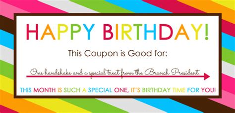 anniversary coupon template anniversary coupon template 28 images free
