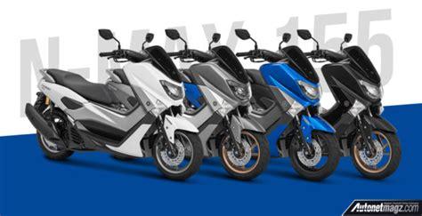 Pcx 2018 Keluhan by Yamaha N Max 155 2018 Berubah Minor Untuk Sambut Rival