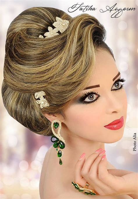 arabic hairstyles 236 best arabian hair makeup images on pinterest hair