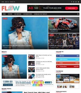blogger themes sport flow sportsmag blogger template blogspot templates 2018