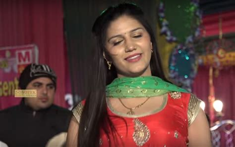 sapna choudhary famous song sapna choudhary caught luring audience in latest song