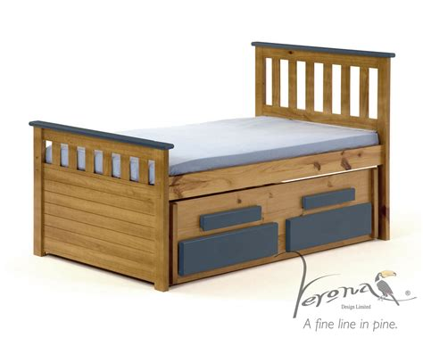 kids captains bed kids captains bergamo guest bed