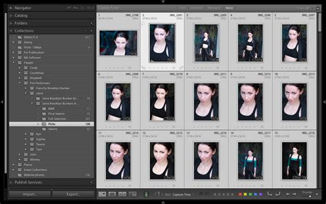 photography workflow lightroom use lightroom collections to improve your workflow