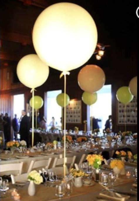 Balloon Wedding Centerpieces » Home Design 2017
