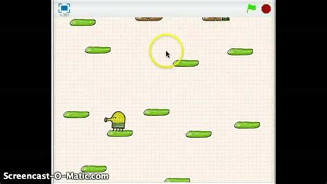how to make doodle jump on maker doodle jump scratch realgamingtr