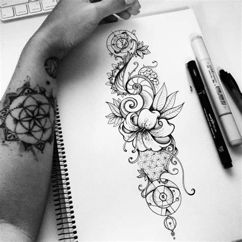pattern art tattoo best 25 tattoo designs ideas on pinterest pocket watch