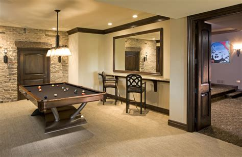 basement bar traditional kitchen minneapolis by game room traditional basement minneapolis by john
