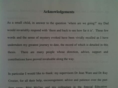 thesis acknowledgement committee cvs london school of economics and political science