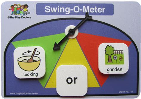 swing meter swing o meter versatile tool the play doctors