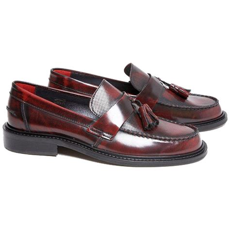 mod tassel loafers new delicious junction perforated toe tassel loafers mod