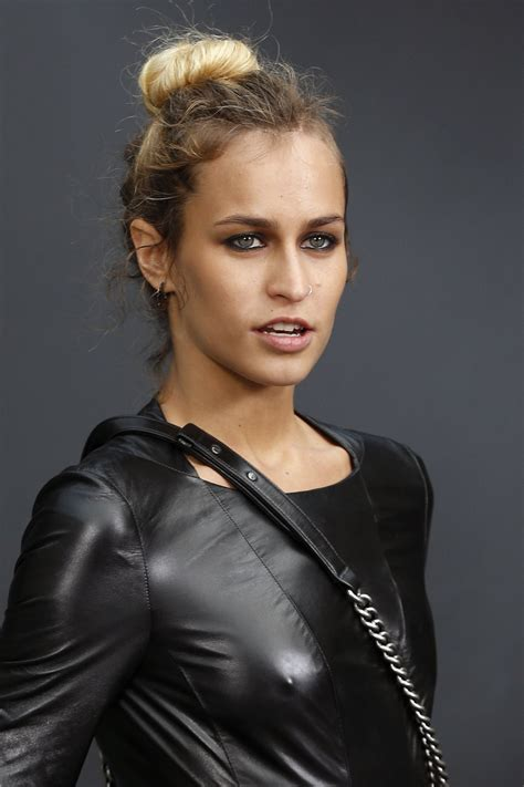 british model alice dellal poses on marc metro uk