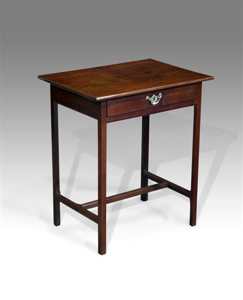 tiny side table small side desk merisier side table or small desk haunt