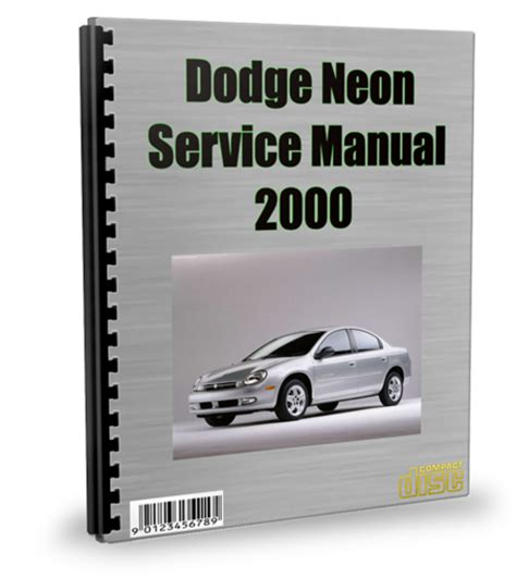 service manuals schematics 2000 plymouth neon navigation system dodge neon 2000 service repair manual download download manuals