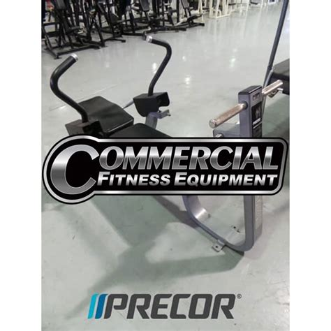 Precor V Crunch used benches used fitness benches for sale