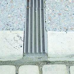 caniveau ultra plat en fonte ductile enviromat