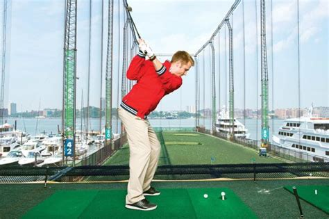 swing lessons nyc take a swing and enjoy the beautiful view at the golf club