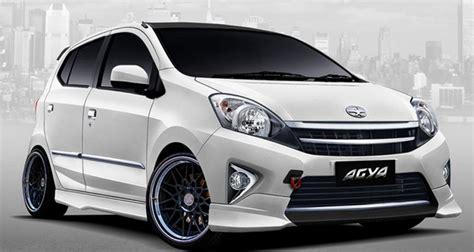 Lu Rem Mobil Agya Toyota Agya Trd S Mt Harga Spesifikasi Review April 2018