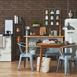 Industrial Kitchen Furniture Industrial Chic Kitchens Rustic Crafts Amp Chic Decor