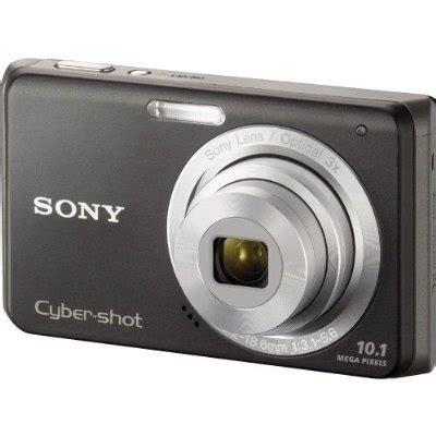 Kamera Sony Cybershot 10 1 Mp sony cybershot dsc w180 10 1mp digital with 3x