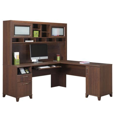 Desk With Return And Hutch Achieve L Desk With Right Return And Hutch Officefurniture